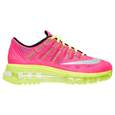 Girls' Grade School Nike Air Max 2016 Running Shoes
