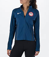 Women's Nike Flex Team USA Running Jacket
