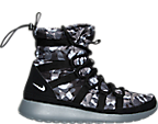 Women's Nike Roshe One Hi Print Sneakerboots