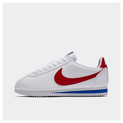 Women's Nike Classic Cortez Leather Casual Shoes