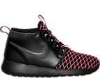 Girls' Grade School Nike Roshe One Mid Winter Casual Shoes