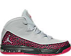 Girls' Grade School Jordan Air Deluxe Basketball Shoes