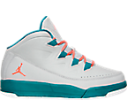 Girls' Preschool Jordan Air Deluxe Basketball Shoes