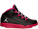 Girls' Preschool Jordan Air Deluxe Basketball Shoes