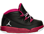 Girls' Toddler Jordan Air Deluxe Basketball Shoes