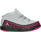 Girls' Toddler Jordan Deluxe Basketball Shoes
