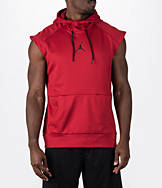 Men's Air Jordan 360 Short-Sleeve Hoodie