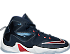 Boys' Grade School Nike LeBron 13 Basketball Shoes