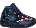 Boys' Infant Nike LeBron 13 Crib Booties