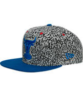 New Era Chicago Bulls NBA Kick Hooks Snapback Hat