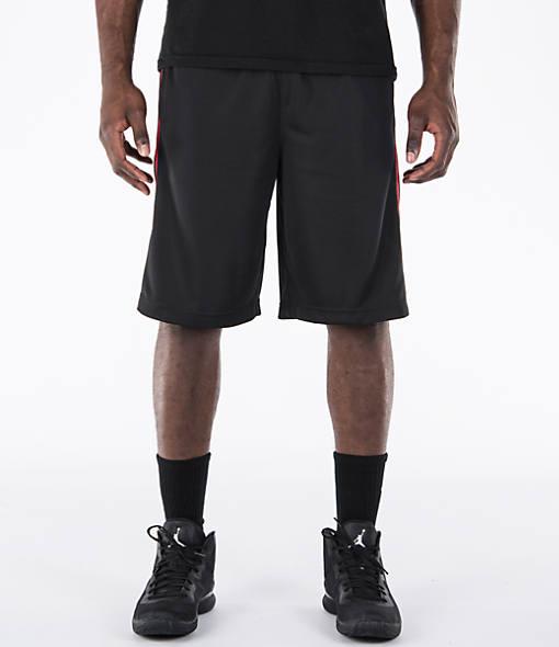 Men's Air Jordan Double Crossover Basketball Shorts
