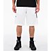Men's Air Jordan Double Crossover Basketball Shorts Product Image