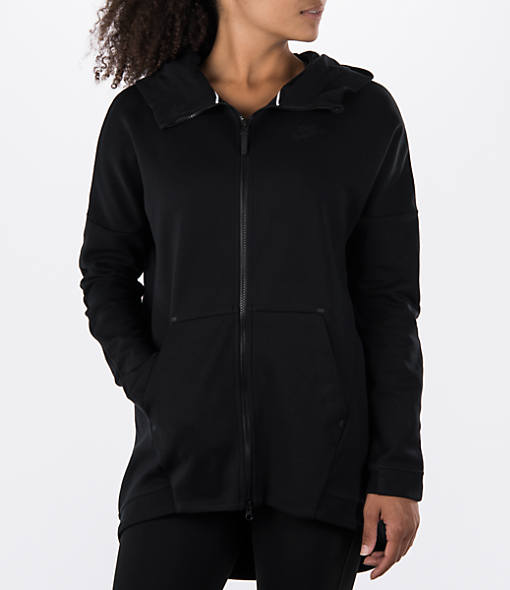 Women's Nike Sportswear Tech Fleece Cape Hoodie