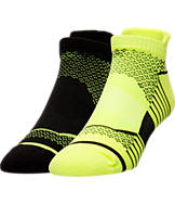 Men's Finish Line Running Select Low Cut Tab 2-Pack Socks
