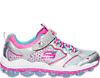 Girls' Preschool Skechers Skech-Air Stars Running Shoes