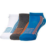 Toddler Finish Line Cushion Low-Cut 3-Pack Socks