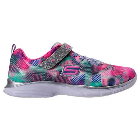 Girls' Preschool Skechers Spirit Sprintz - Rainbow Raz Athletic Shoes