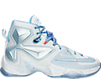 Men's Nike LeBron 13 Christmas Basketball Shoes