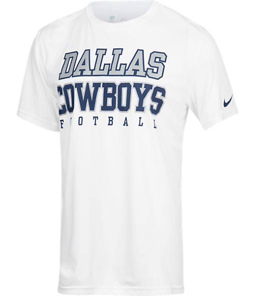 Men's Nike Dallas Cowboys NFL Legend Practice T-Shirt