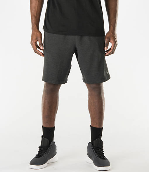 Men's Nike Dri-FIT Fleece 8 Inch Training Shorts