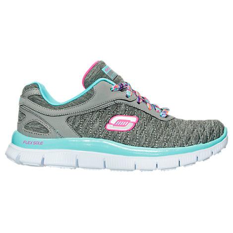 Girls' Preschool Skechers Skech Appeal Eye Catcher Training Shoes