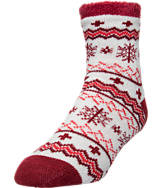 Women's Sof Sole Fireside Indoor Double Layer Crew Socks