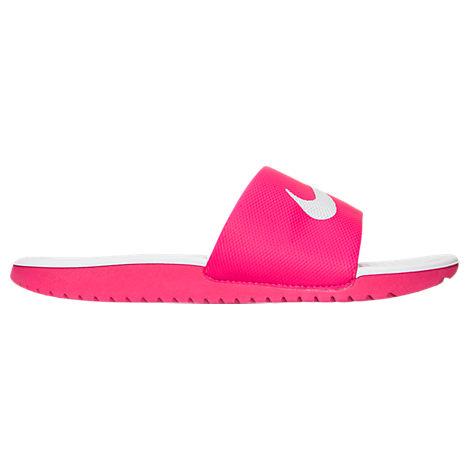 Girls' Grade School Nike Kawa Slide Sandals