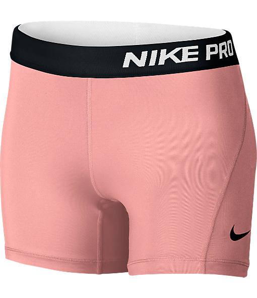 Girls' Nike Pro Cool 3 Inch Training Shorts