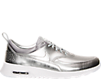 Women's Nike Air Max Thea Metallic Running Shoes
