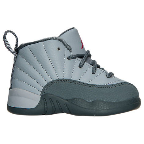 Girls' Toddler Jordan Retro 12 Basketball Shoes