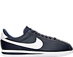 Men's Nike Cortez Basic Leather Casual Shoes