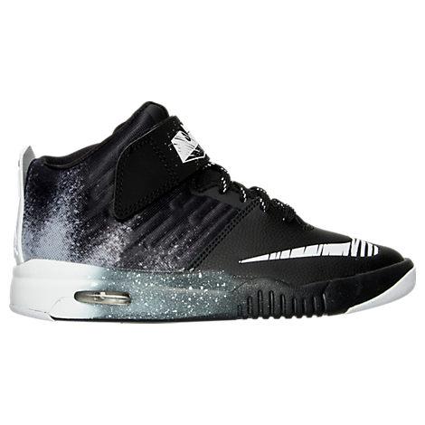 Boys' Grade School Nike LeBron Air Akronite Basketball Shoes