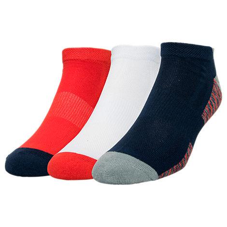 Men's Sof Sole Space Dye 3-Pack Low-Cut Socks