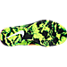 Bottom view of Men's Nike Metcon 2 Training Shoes in Volt/Black/White