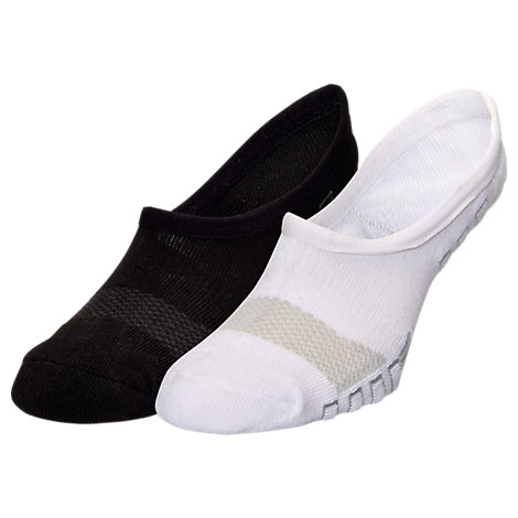 Men's Finish Line Performance 2-Pack No-Show Socks