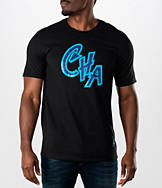 Men's Air Jordan City Collection Charlotte T-Shirt