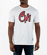 Men's Air Jordan City Collection Chicago T-Shirt