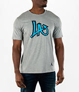 Men's Air Jordan City Collection Los Angeles T-Shirt