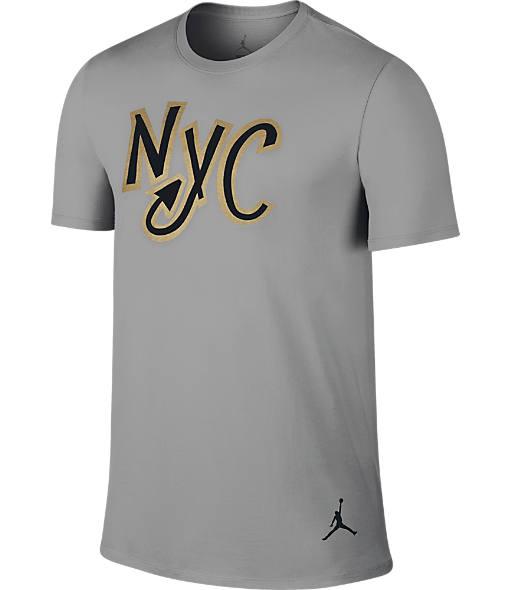 Men's Air Jordan City Collection NYC T-Shirt