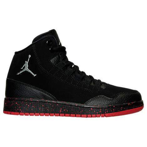 Boys' Grade School Jordan Executive Basketball Shoes