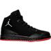 Right view of Boys' Grade School Jordan Executive Basketball Shoes in 006