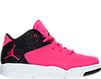 Girls' Preschool Jordan Flight Origin 3 Basketball Shoes