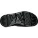 Bottom view of Men's Jordan Hydro 5 Retro Slide Sandals in Black/White/Cool Grey