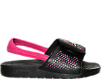 Girls' Toddler Jordan Hydro 5 Slide Sandals