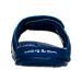 Back view of Men's Jordan Hydro 12 Retro Slide Sandals in 401