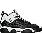 Boys' Grade School Jordan Jumpman Team II Basketball Shoes