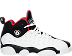 Boys' Grade School Jordan Jumpman Team II Basketball Shoes