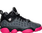 Girls' Grade School Jordan Jumpman Team II (3.5y-9.5y) Basketball Shoes
