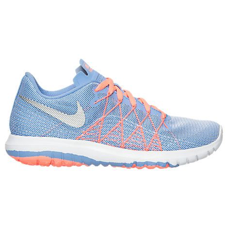 Girls' Grade School Nike Flex Fury 2 Running Shoes