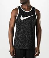 Men's Nike S+  Uptempo Branded Tank